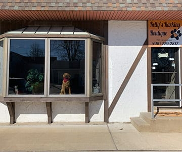 pet grooming salon waterloo illinois